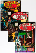 Silver Age (1956-1969):Horror, Tower of Shadows Group (Marvel, 1969-71) Condition: Average VF....(Total: 9 Comic Books)
