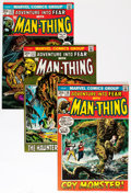 Bronze Age (1970-1979):Horror, Fear Group (Marvel, 1970-73) Condition: Average VF/NM.... (Total:14 Comic Books)