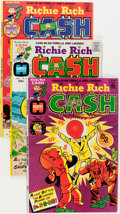 Bronze Age (1970-1979):Cartoon Character, Richie Rich Cash #1-47 Complete Run Group (Harvey, 1974-82)Condition: Average NM-.... (Total: 47 Comic Books)