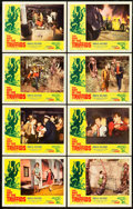 """Movie Posters:Science Fiction, The Day of the Triffids (Allied Artists, 1962). Lobby Card Set of 8(11"""" X 14"""").. ... (Total: 8 Items)"""