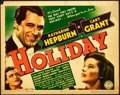 "Movie Posters:Comedy, Holiday (Columbia, 1938). Title Lobby Card (11"" X 14"").. ..."
