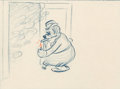 Animation Art:Production Drawing, Mickey's Service Station Peg-Leg Pete Storyboard DrawingGroup (Walt Disney, 1935).... (Total: 2 Original Art)