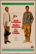 "Movie Posters:Comedy, The Odd Couple (Paramount, 1968). One Sheet (27"" X 41""). Comedy.. ..."