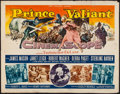 "Movie Posters:Adventure, Prince Valiant (20th Century Fox, 1954). Half Sheet (22"" X 28"").Adventure.. ..."