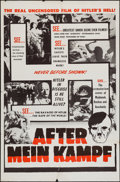 """Movie Posters:Documentary, After Mein Kampf (Joseph Brenner Associates, 1961). One Sheet (27"""" X 41""""). Documentary.. ..."""