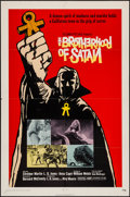 "Movie Posters:Horror, The Brotherhood of Satan & Other Lot (Columbia, 1971). One Sheets (2) (27"" X 41""). Horror.. ... (Total: 2 Items)"