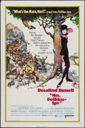 "Movie Posters:Adventure, Mrs. Pollifax -- Spy & Other Lot (United Artists, 1971). OneSheets (2) (27"" X 41""). Adventure.. ... (Total: 2 Items)"