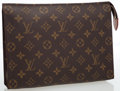 Luxury Accessories:Accessories, Louis Vuitton Classic Monogram Canvas Makeup Case. ...