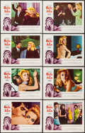 """Movie Posters:Foreign, Belle de Jour (Allied Artists, 1967). Lobby Card Set of 8 (11"""" X 14""""). Foreign.. ... (Total: 8 Items)"""