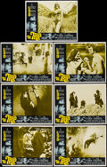 "Movie Posters:Exploitation, The Trip (American International, 1967). Lobby Cards (7) (11"" X14"") & Pressbook (16 Pages, 11"" X 17""). Exploitation.. ...(Total: 8 Items)"