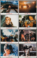 "Movie Posters:Science Fiction, Blade Runner (Warner Brothers, 1982). Lobby Card Set of 8 (11"" X14""). Science Fiction.. ... (Total: 8 Items)"