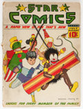 Golden Age (1938-1955):Miscellaneous, Star Comics #5 (Harry 'A' Chesler, 1937) Condition: Apparent GD-....