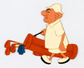Animation Art:Production Cel, Grizzly Golfer Mr. Magoo Production Cel (UPA, 1951)....
