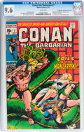 Bronze Age (1970-1979):Adventure, Conan the Barbarian #7 - Don/Maggie Thompson Collection pedigree (Marvel, 1971) CGC NM+ 9.6 White pages....