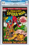 Bronze Age (1970-1979):Superhero, The Amazing Spider-Man #104 Suscha News pedigree (Marvel, 1972) CGC NM/MT 9.8 White pages....