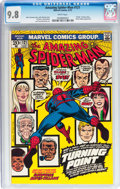Bronze Age (1970-1979):Superhero, The Amazing Spider-Man #121 (Marvel, 1973) CGC NM/MT 9.8 White pages....