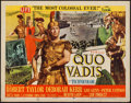 "Movie Posters:Historical Drama, Quo Vadis (MGM, 1951). Half Sheet (22"" X 28"") Style B. HistoricalDrama.. ..."
