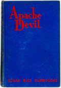 Books:Science Fiction & Fantasy, Edgar Rice Burroughs. INSCRIBED. Apache Devil. Tarzana:Burroughs, [1933]. First edition. Inscribed by the author....