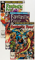 Modern Age (1980-Present):Superhero, Fantastic Four John Byrne Run Group (Marvel, 1981-1984) Condition:Average NM....