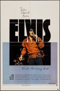 """Movie Posters:Elvis Presley, That's the Way It Is & Other Lot (MGM, 1971). One Sheet (27"""" X 41"""") & Pressbook (16 Pages, 12.25"""" X 15""""). Elvis Presley.. ... (Total: 2 Items)"""