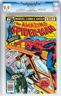 Bronze Age (1970-1979):Superhero, The Amazing Spider-Man #189 (Marvel, 1979) CGC MT 9.9 White pages....