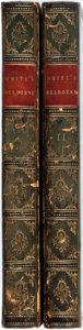 Books:Science & Technology, Gilbert White. The Natural History of Selborne. London: Rivington, et al., 1825. Two volumes. New edition, each volu... (Total: 2 Items)