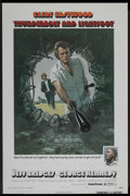 "Movie Posters:Crime, Thunderbolt and Lightfoot (United Artists, 1974). One Sheet (27"" X41"") Style A. Crime. ..."