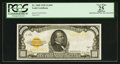Small Size:Gold Certificates, Fr. 2408 $1,000 1928 Gold Certificate. PCGS Apparent Very Fine 25.. ...