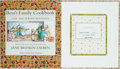 Books:Food & Wine, Jane Breskin Zalben. SIGNED. Beni's Family Cookbook for theJewish Holidays. New York: Henry Holt, [1996]. First edi...