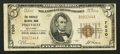 National Bank Notes:Kentucky, Pikeville, KY - $5 1929 Ty. 1 The Pikeville NB Ch. # 7030. ...
