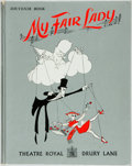 Books:Non-fiction, [Theatre]. My Fair Lady Souvenir Book. Starring Rex Harrison and Julie Andrews. 1958. Performed at the Theatre R...