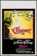 """Movie Posters:Mystery, Chinatown (Paramount, 1974). Belgian (14.25"""" X 21.5""""). Mystery....."""