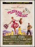 "Movie Posters:Academy Award Winners, The Sound of Music (20th Century Fox, 1965). Poster (30"" X 40"")Academy Awards Style. Academy Award Winners.. ..."