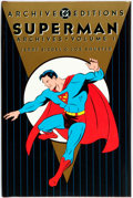 Books:Comics - Golden Age, Jerry Siegel and Joe Shuster. Superman Archives, Volume 1.Archive Editions, [1989]. Second printing. Publisher's bi...