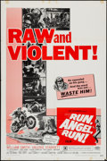 """Movie Posters:Exploitation, Run, Angel, Run! & Others Lot (Fanfare, 1969). One Sheets (5)(27"""" X 41""""). Exploitation.. ... (Total: 5 Items)"""