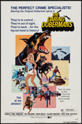 """Movie Posters:Crime, The Daring Dobermans & Others Lot (Dimension, 1973). One Sheets (5) (27"""" X 41""""). Crime.. ... (Total: 5 Items)"""