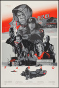 "Movie Posters:Crime, Fargo (Odd City Entertainment, R-2003). Limited Edition Glow in theDark Screen Print Poster (24"" X 36""). Crime.. ..."