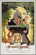 "Movie Posters:Animation, The Jungle Book & Others Lot (Buena Vista, R-1984). One Sheets (16) (27"" X 41"") & Half Sheet (22"" X 28""). Animation.. ... (Total: 17 Items)"