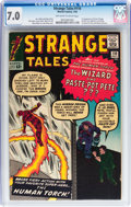 Silver Age (1956-1969):Superhero, Strange Tales #110 (Marvel, 1963) CGC FN/VF 7.0 Off-white to whitepages....