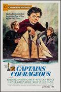 "Movie Posters:Adventure, Captains Courageous & Others Lot (MGM, R-1973). One Sheets (4)(27"" X 41""). Adventure.. ... (Total: 4 Items)"