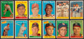 Baseball Cards:Sets, 1958 Topps Baseball Near Set (452/494). ...