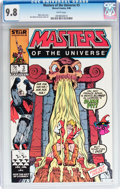 Modern Age (1980-Present):Science Fiction, Masters of the Universe #3 (Marvel, 1986) CGC NM/MT 9.8 Whitepages....