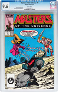 Modern Age (1980-Present):Science Fiction, Masters of the Universe #9 (Marvel, 1997) CGC NM+ 9.6 Whitepages....