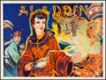 """Movie Posters:Miscellaneous, Pantomime Theatre--Aladdin (Taylors Printers, c.1930). Poster (30"""" X 40""""). Miscellaneous.. ..."""