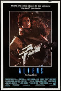 """Movie Posters:Science Fiction, Aliens (20th Century Fox, 1986). International One Sheet (27"""" X 41""""). Science Fiction.. ..."""