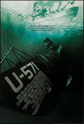 """Movie Posters:War, U-571 & Others Lot (Universal, 2000). One Sheets (3) (27"""" X40"""") DS. War.. ... (Total: 3 Items)"""