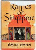 Books:Biography & Memoir, Emily Hahn. Raffles of Singapore. Doubleday, [1946]. First edition. Publisher's black cloth and original dust jacket...