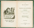 Books:Literature Pre-1900, [Seba Smith]. The Life and Writings of Major Jack Downing.Boston: Lilly, Wait, Colman, & Holden, 1834. Third editio...