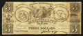 Obsoletes By State:Louisiana, New Orleans, LA - Municipality No. Two $3 Dec. 1, 1839. ...