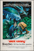 "Movie Posters:Science Fiction, Silent Running (Universal, 1972). Poster (40"" X 60""). ScienceFiction.. ..."